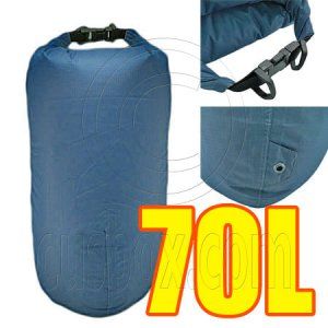 70L Taffela Waterproof Dry Bag (with 1 Eyelet) #51531