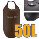 50L Taffela Waterproof Dry Bag (with 3 Eyelet) #51522