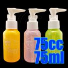 Lotion Pump Color Bottle 75cc 75ml #51667