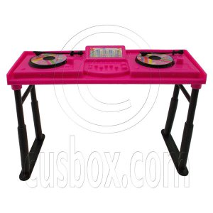 DJ Gear Rock Music Mixer with Stand 1/6 Barbie Doll's House Dollhouse Miniature #12457