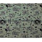 Grey Pirate Skull Cycling Hiking Skiing Unisex Bandana Headwear Head Gear Scarf #12110