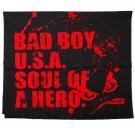 Black Bad Boy USA New Cycling Hiking Skiing Unisex Bandana Headwear Head Scarf #12113