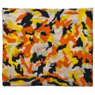 Yellow Camo Camouflage Cycling Hiking Skiing Unisex Bandana Headwear Head Scarf #12115