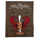 Heliskiing Brown Cycling Hiking Heli Skiing Unisex Bandana Headwear Head Scarf #12116