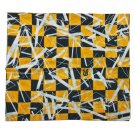Yellow Finish Line Skateboard Skiing Hiking Skiing Bandana Bandanna Head Scarf #12438