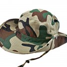 3 Colors Desert Camo Camping Hiking Boonie Hat #51757