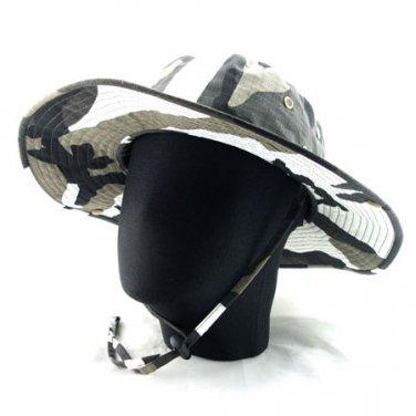 Grey Desert Camo Boonie Hat #51331