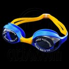 Swimming Kids Goggles with Box BLUE ORANGE #51781