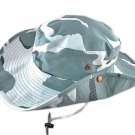 Light Gray Desert Camo Camping Hiking Boonie Hat #51888