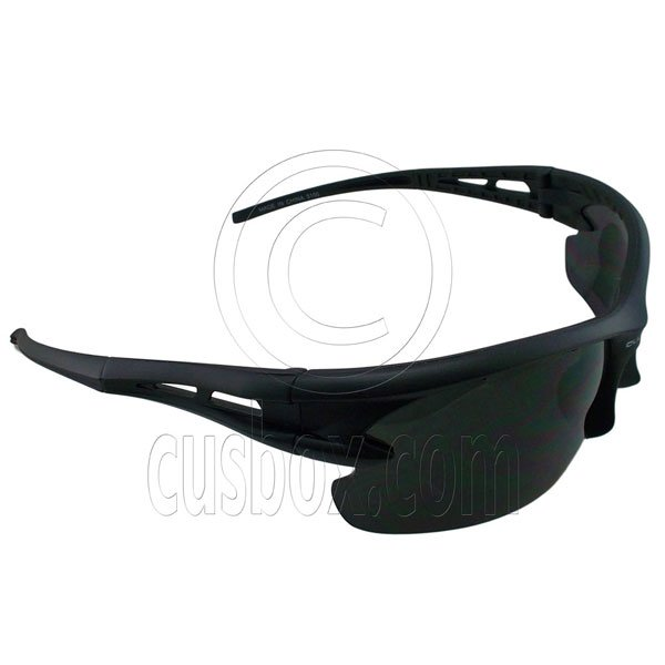 Black Professional Polarized Driving Cycling Glasses Casual Sports Sunglasses #12890