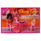 Table Chairs Dinnerwares Birthday Play Set 1/6 for Barbie Ken Monster High MIB #12801