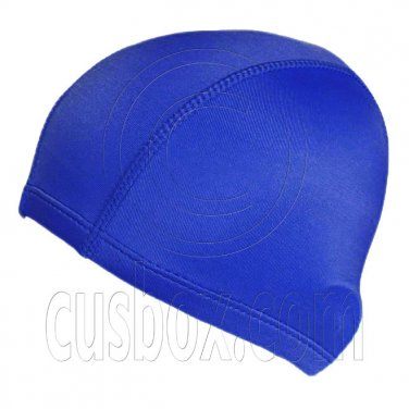 Light Elastane Swimming Cap (ROYAL BLUE) #51943
