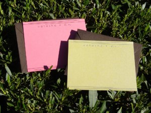 Invitation Card Set 2