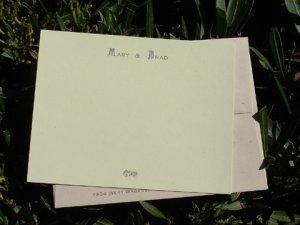Invitation Card Set 3