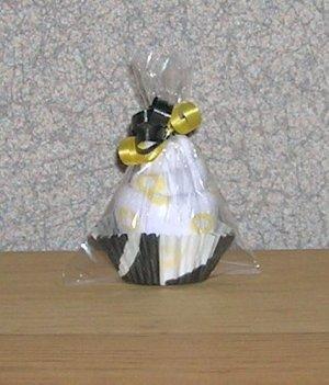 NEW WASHCLOTH CUPCAKE BABY SHOWER FAVOR