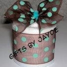 2PK BASIC ~ MOD STYLE ~ DIAPER CUPCAKE ~ GIFTS BY JAYDE