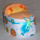 MINI DIAPER BASSINET ~ BABY SHOWER GIFT ~GIFTS BY JAYDE