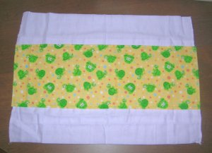 HANDMADE BURP CLOTH FROM GERBER/LUVABLE FRIENDS BURP