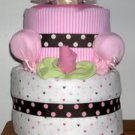 MODERN & TRENDY COLLECTION DIAPER CAKE~GIFTS BY JAYDE