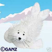 Webkinz - White Seal New with tag!