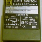 Square D 9007C54B2 Limit Switch Turret Head 10 Amp 600V