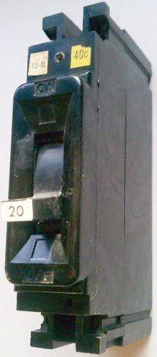 Federal Pacific NEF213020 Circuit Breaker 20 A 277 V 1P