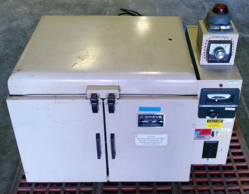 Grieve MT-550 Industrial Oven Paint Curing 3000 W 230 V