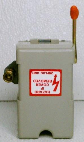 Craftsman SUDL-409-1 Pressure Switch 80/100 PSI 115/230