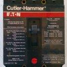 Cutler Hammer FS340040 Circuit Breaker 480 Volt 40 Amp