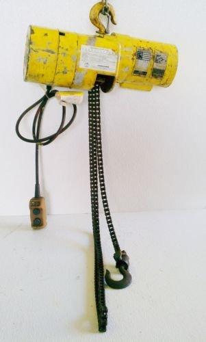 Budgit 30828-30 Chain Hoist 1/2 Ton 16 FPM 1000 LBS