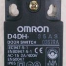 Omron D4DH-35AS Hinged Safety Door Switch 2 Amp 400 Volt IP65 Nema A600 Type 4