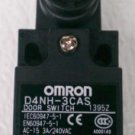 Omron D4NH-3CAS Door Limit Switch Type 4x 3/0.27 A 240 V DPST NO/2 NC Roller Arm