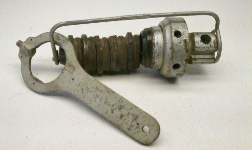 Ridgid 51005 819 Nipple Chuck Kit 1/2 Inch - 2 Inch