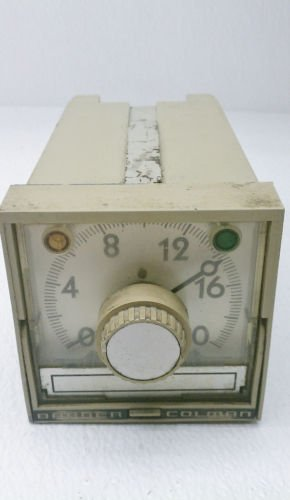 Barber Colman 121A-10030-031-0-00 Series 120 Analog Temperature Controller