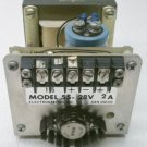 Electrostatics Inc Model 55 Power Supply 28 V 2/5 Amp 5 VDC