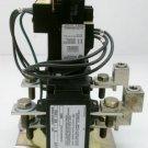 Allen Bradley 193-DPD120 Series B Overload Relay 80-120 Amp 200/5 Current Ratio
