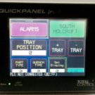 Total Control QPK2D100S2P Ser A Pro-Face QuickPanel Jr Color 24 VDC 6 Inch HMI