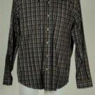 NWOT Hugo Boss 100% Cotton Plaid Shirt XXL