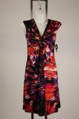 New Cute Nine West Bight Color Dress Size 10 (New)