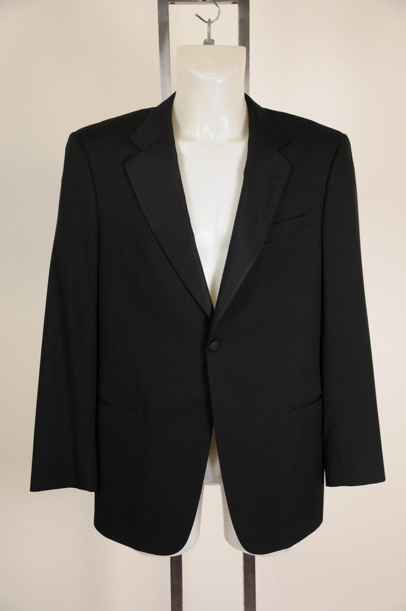 NWOT Armani Exchange Neiman Marcus Collection 100% Wool Tux Blazer 42