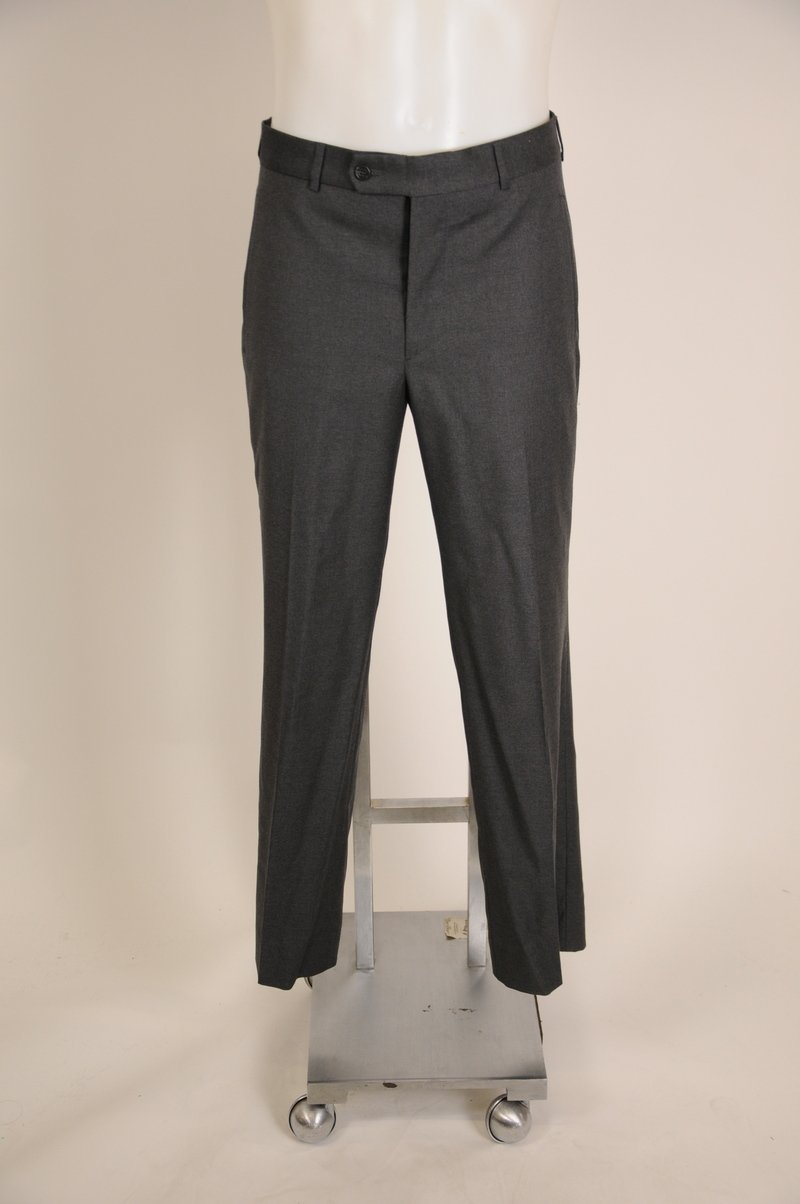 Beautiful Hand Tailored Custom Handmande 100% Wool Pants Size 32x31