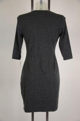 Donna Ricco New York - Dress - Grey / Gray Dress - NWT