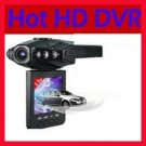 free shipping!! HD Portable DVR With 2.5 TFT LCD Screen Car Recorder