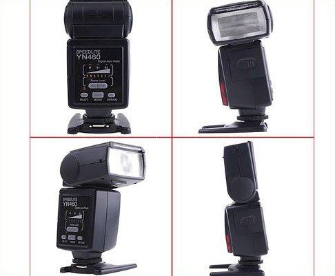 Flash Speedlite for Canon Nikon Pentax Olympus  Free Drop Shopping!