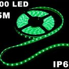IP66 Waterproof 5M SMD 3528 LED Strip Light  5pcs/lot  Free Shipping by EMS/DHL