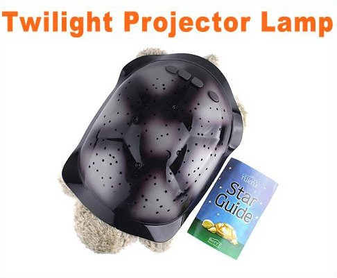 New Arrival!Advanced Twilight Turtle Night Light Projector Lamp 4pcs/lot  Free Shipping + Wholesale