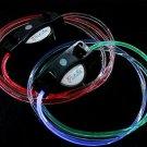 LED Light Up Shoelaces Flash Shoestrings Multicolor  10sets/lot  Free Shipping