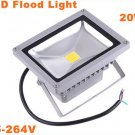 Pure White 20W Outdoor Landscape Lamp LED Flood Light  3pcs/lot  Free Shipping