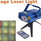 Multicolor Moving Party Stage Laser Light Projector with Remote  5pcs/lot  Free Shipping