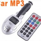 Hot sale Car mp3 Car MP3 player  car mp3 with FM Transmitter remote control